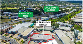 Factory, Warehouse & Industrial commercial property sold at 18 Ferguson Street Underwood QLD 4119