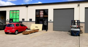 Factory, Warehouse & Industrial commercial property sold at Unit 33/37-47 Borec Road Penrith NSW 2750