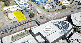 Development / Land commercial property sold at 1389 Albany Highway Cannington WA 6107