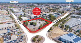 Factory, Warehouse & Industrial commercial property for sale at 274 Gnangara Road Landsdale WA 6065
