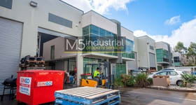 Factory, Warehouse & Industrial commercial property sold at 50/7-9 Percy Street Auburn NSW 2144