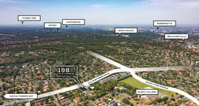 Development / Land commercial property sold at 198 Old Northern Road Castle Hill NSW 2154