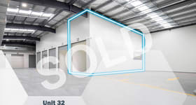 Factory, Warehouse & Industrial commercial property sold at Unit 32/444 The Boulevarde Kirrawee NSW 2232