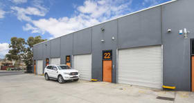 Factory, Warehouse & Industrial commercial property for lease at 22/148 Arthurton Road Northcote VIC 3070