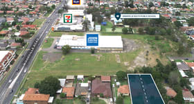 Development / Land commercial property sold at 10 & 12 Lansdowne Street Merrylands NSW 2160