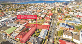 Factory, Warehouse & Industrial commercial property sold at 24 Tasma Street North Hobart TAS 7000