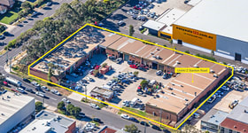 Factory, Warehouse & Industrial commercial property sold at Unit 4/2 Stanton Road Seven Hills NSW 2147