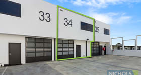 Industrial / Warehouse commercial property leased at 34/337 Bay  Road Cheltenham VIC 3192