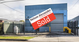Factory, Warehouse & Industrial commercial property sold at 8/15 Lakeside Avenue Reservoir VIC 3073