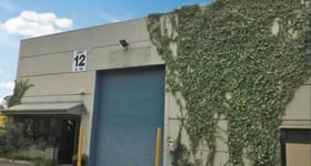 Factory, Warehouse & Industrial commercial property for sale at 12/6-10 Maria Street Laverton North VIC 3026
