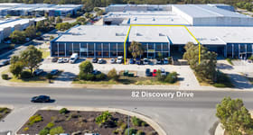 Factory, Warehouse & Industrial commercial property sold at 82 Discovery  Drive Bibra Lake WA 6163