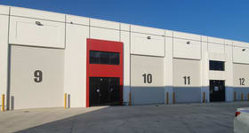 Factory, Warehouse & Industrial commercial property sold at 10/110 Indian Drive Keysborough VIC 3173