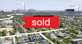 Development / Land commercial property sold at 6, 8, 10 Tourello Avenue & 9 Myrniong Grove Hawthorn East VIC 3123