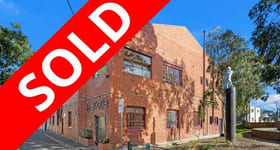 Factory, Warehouse & Industrial commercial property sold at 1A Scotia Grove South Yarra VIC 3141