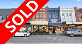 Shop & Retail commercial property sold at 703 Glenferrie Road Hawthorn VIC 3122
