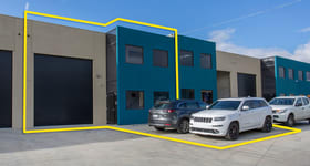 Factory, Warehouse & Industrial commercial property sold at 125/266 Osborne Avenue Clayton South VIC 3169