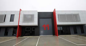 Factory, Warehouse & Industrial commercial property for sale at 11/11 Friars Road Moorabbin VIC 3189