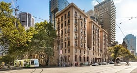 Offices commercial property sold at Corner Level 1, 2 Collins Street Melbourne VIC 3000