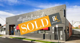 Factory, Warehouse & Industrial commercial property sold at 1-3 Taylor Street Yarraville VIC 3013