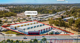 Factory, Warehouse & Industrial commercial property for sale at 21 Middle Road Street Hillcrest QLD 4118