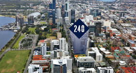 Hotel, Motel, Pub & Leisure commercial property sold at 240 Adelaide Terrace Perth WA 6000