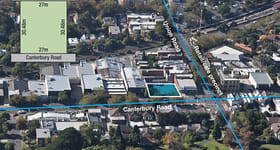 Development / Land commercial property sold at 609 Canterbury Road Surrey Hills VIC 3127