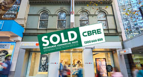 Shop & Retail commercial property sold at 384 Bourke Street Melbourne VIC 3000