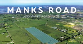 Development / Land commercial property sold at 400 Manks Road Clyde VIC 3978