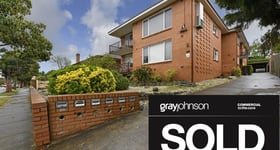 Development / Land commercial property sold at Apartments 1-6, 108 Harp Road Kew VIC 3101