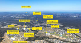Development / Land commercial property sold at Lot 800 Grande Avenue, Springfield Rise Spring Mountain QLD 4300