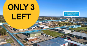 Factory, Warehouse & Industrial commercial property sold at 12 Builders Close Wendouree VIC 3355