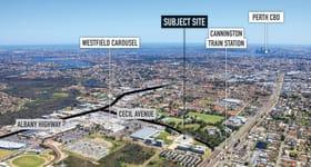 Development / Land commercial property for sale at 1 - 5 Delaney Vista Cannington WA 6107