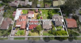 Development / Land commercial property for sale at 169-175 Huntingdale Road Oakleigh East VIC 3166