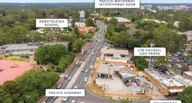 Showrooms / Bulky Goods commercial property sold at 1579 Pacific Highway Wahroonga NSW 2076