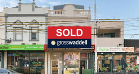 Shop & Retail commercial property sold at 869 Sydney Road Brunswick VIC 3056
