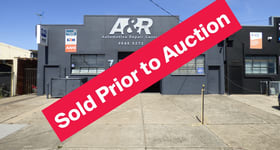 Factory, Warehouse & Industrial commercial property sold at 7 James Street Clayton VIC 3168