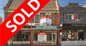 Shop & Retail commercial property sold at 237A Whitehorse Road Balwyn VIC 3103
