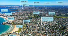 Showrooms / Bulky Goods commercial property for sale at Lot 1/1-3 Moore Road Freshwater NSW 2096