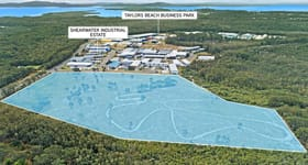 Development / Land commercial property sold at 60 Port Stephens Drive Taylors Beach NSW 2316