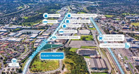 Development / Land commercial property for lease at Proposed Lot 2412 Blaxland Road Campbelltown NSW 2560
