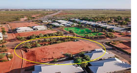 Development / Land commercial property for sale at 36 Longtom Loop South Hedland WA 6722