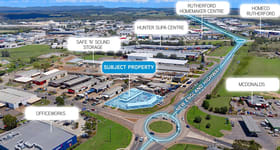 Shop & Retail commercial property for lease at 323 New England Highway Rutherford NSW 2320