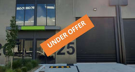 Factory, Warehouse & Industrial commercial property sold at 25/2 Thomsons Road Keilor Park VIC 3042