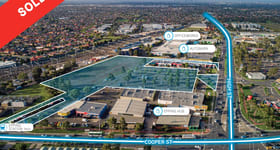 Factory, Warehouse & Industrial commercial property sold at 592-694 High Street Epping VIC 3076