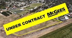 Development / Land commercial property sold at Lt 100 Bates Lane Naracoorte SA 5271