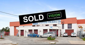 Factory, Warehouse & Industrial commercial property sold at 33 Brooklyn Avenue Dandenong VIC 3175