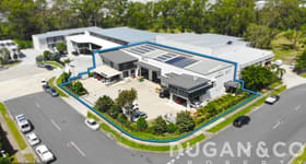Factory, Warehouse & Industrial commercial property for lease at 21 Hugo Place Mansfield QLD 4122