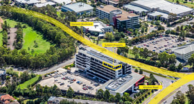 Offices commercial property sold at 608,609 & Unit 5/2-8 Brookhollow Avenue Norwest NSW 2153