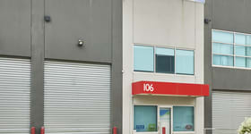 Showrooms / Bulky Goods commercial property for lease at 106 Bakehouse Road Kensington VIC 3031