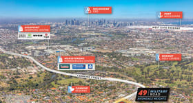 Development / Land commercial property for sale at 49 Military Road Avondale Heights VIC 3034